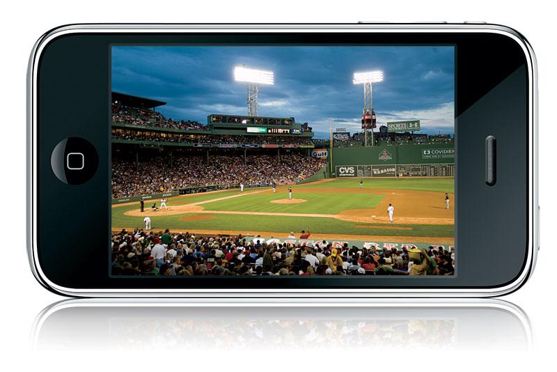 TV via mobile