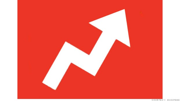 BuzzFeed arrow