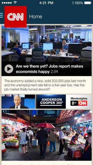 Mobile CNN